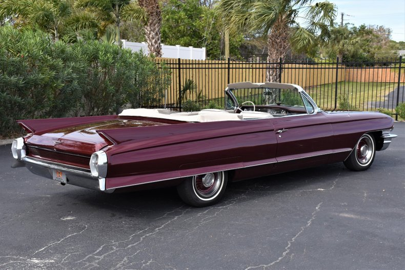 1962 cadillac series 62
