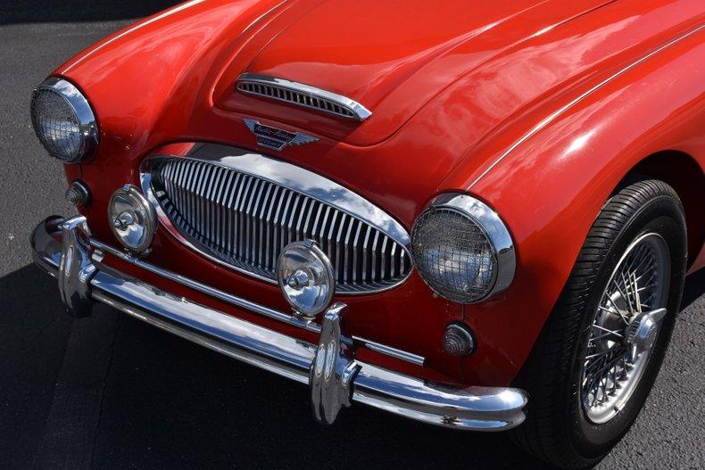 1962 austin healey 3000