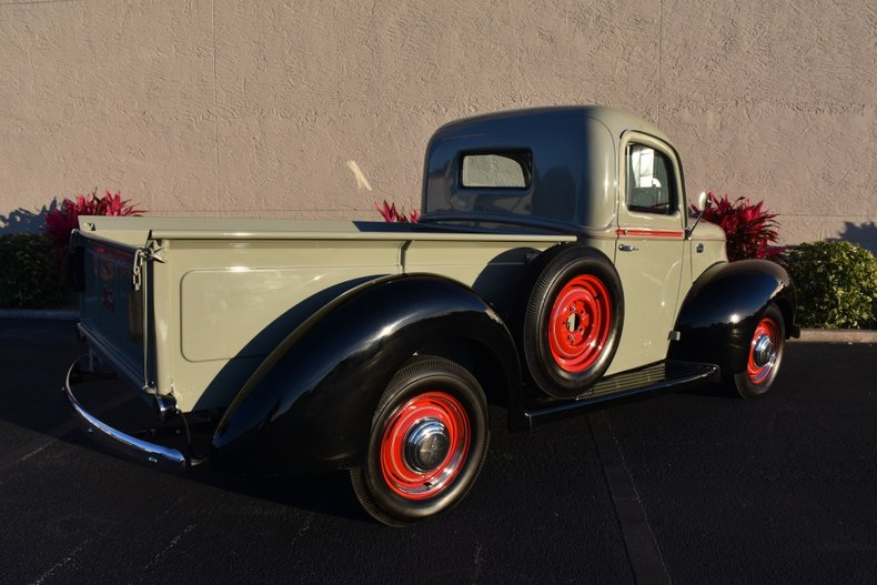 1941 ford 1 2 ton pickup