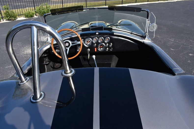 1967 shelby cobra shell valley