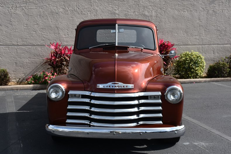 1951 chevrolet 3100 pick up