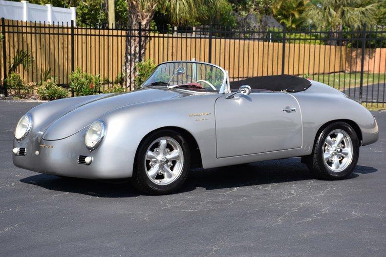 1957 Porsche 356 Speedster for sale #103370 | MCG