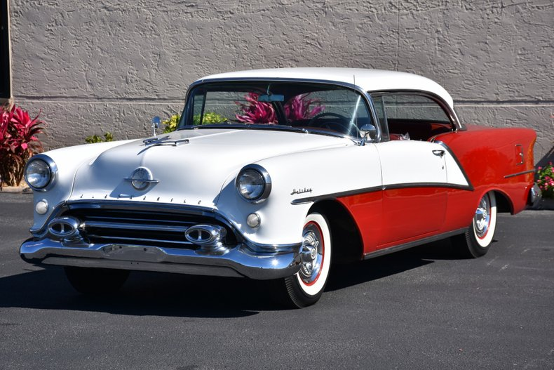1954 oldsmobile ninety eight