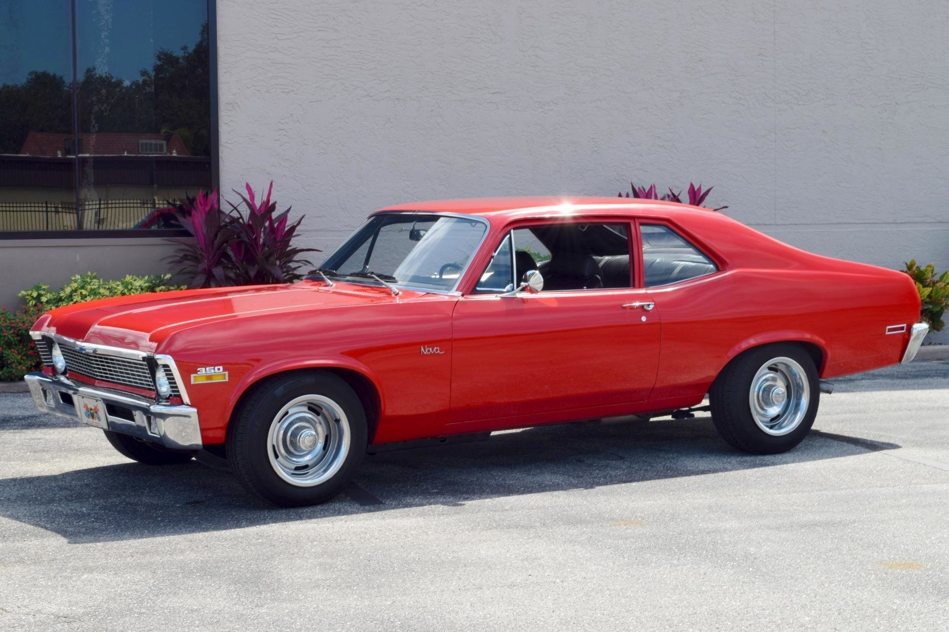 Image result for red chevy nova 1970