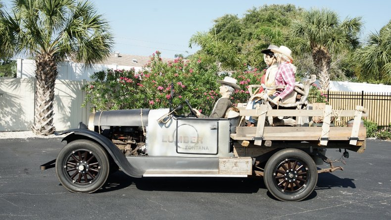 1924 z movie car beverly hillbillies