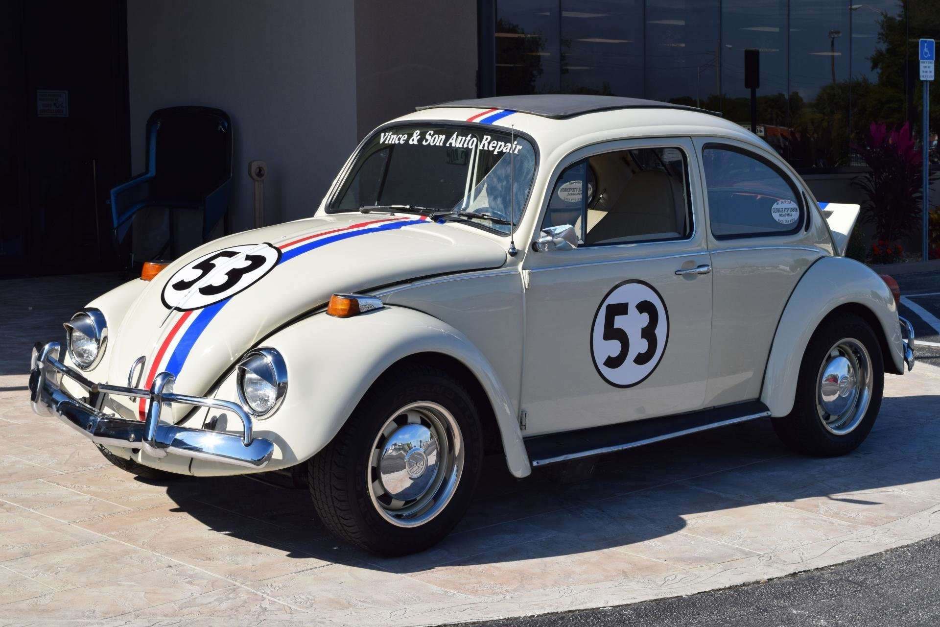 1973 Z Movie Car Herbie Ideal Classic Cars Llc 1941 Plymouth Deluxe 2 Door