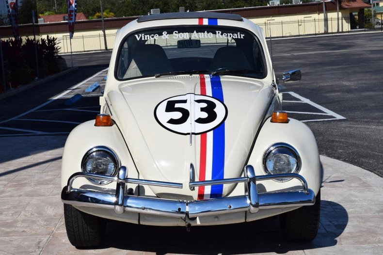1973 z movie car herbie
