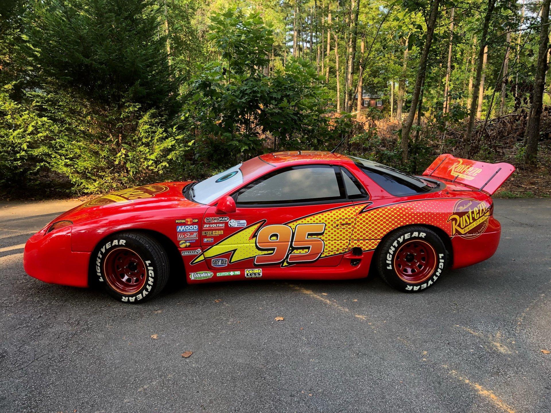 lightning mcqueen car model in real life  adiklightco