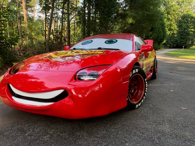 1994 z movie car lightning mcqueen