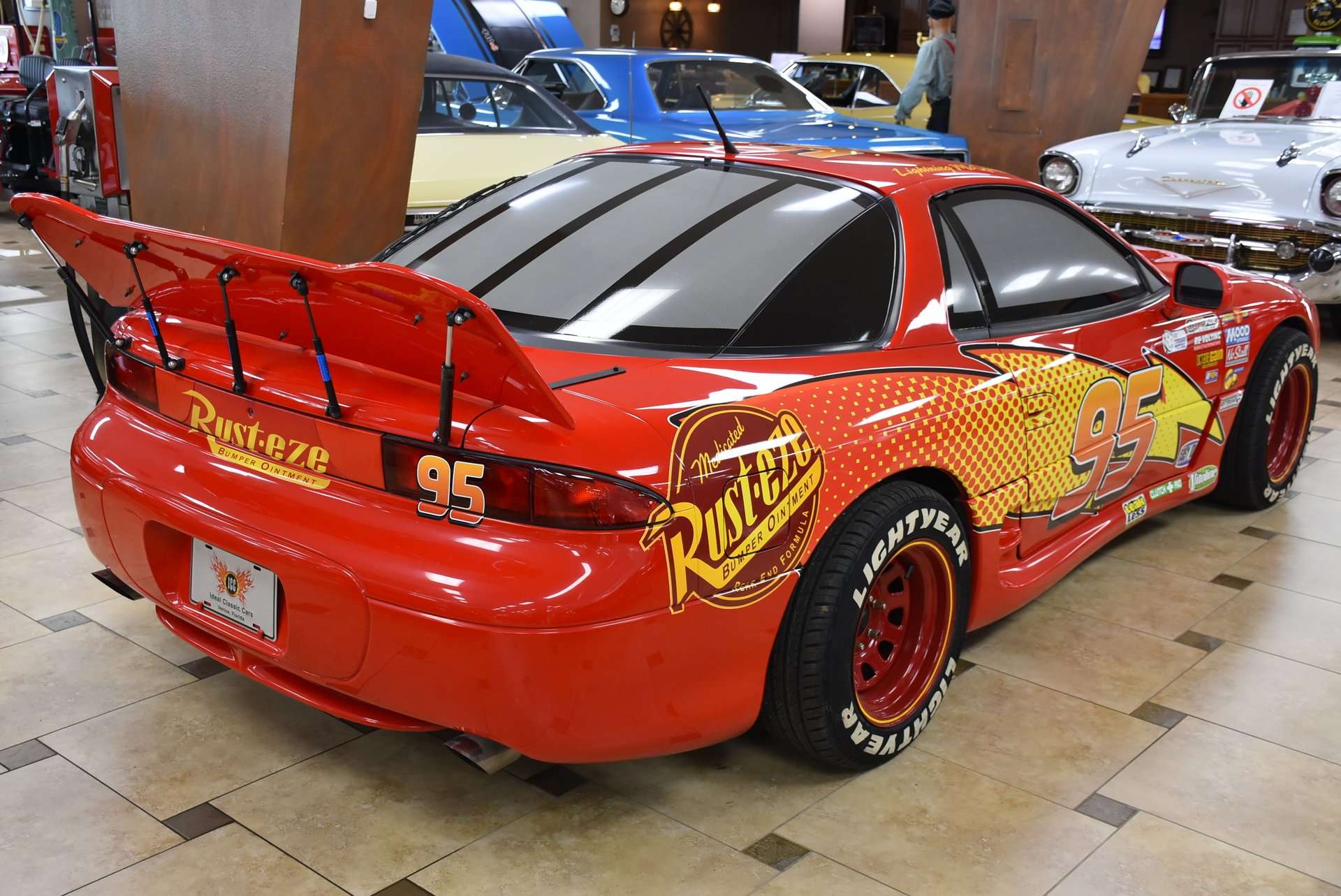 1994 Z Movie Car Lightning Mcqueen Ideal Classic Cars Llc