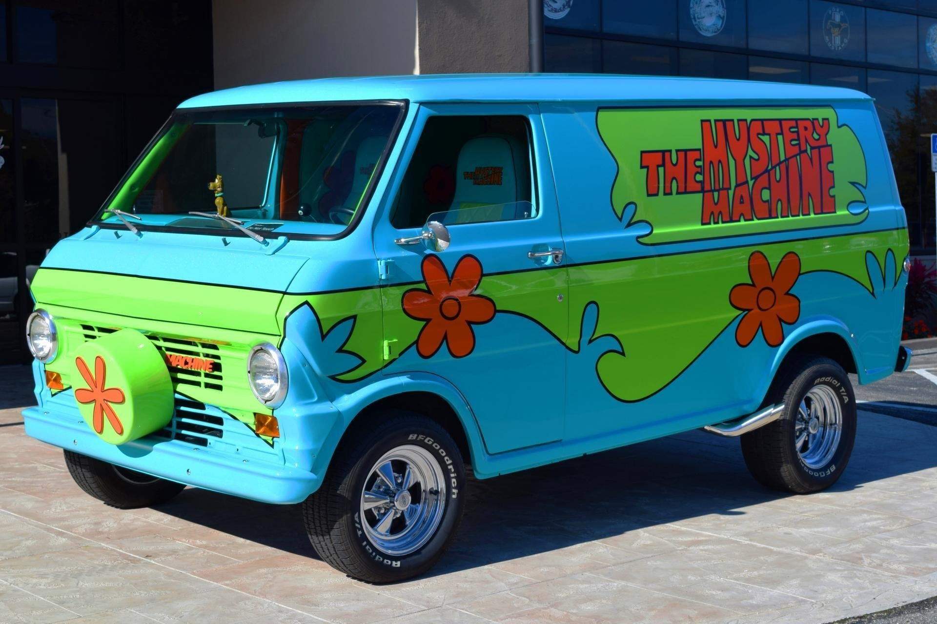 1972 Z Movie Car Scooby Doo Mystery Machine | Ideal Classic Cars LLC
