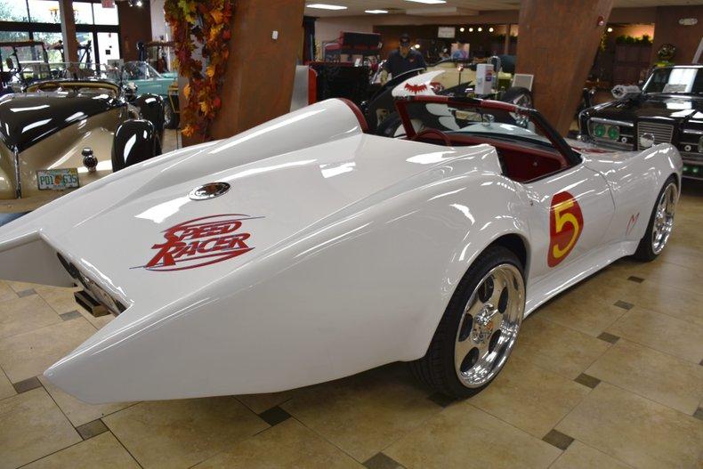 1980 z movie car speed racer mach 5