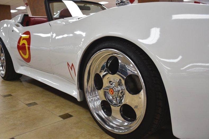 1980 chevrolet corvette mach 5 speedracer