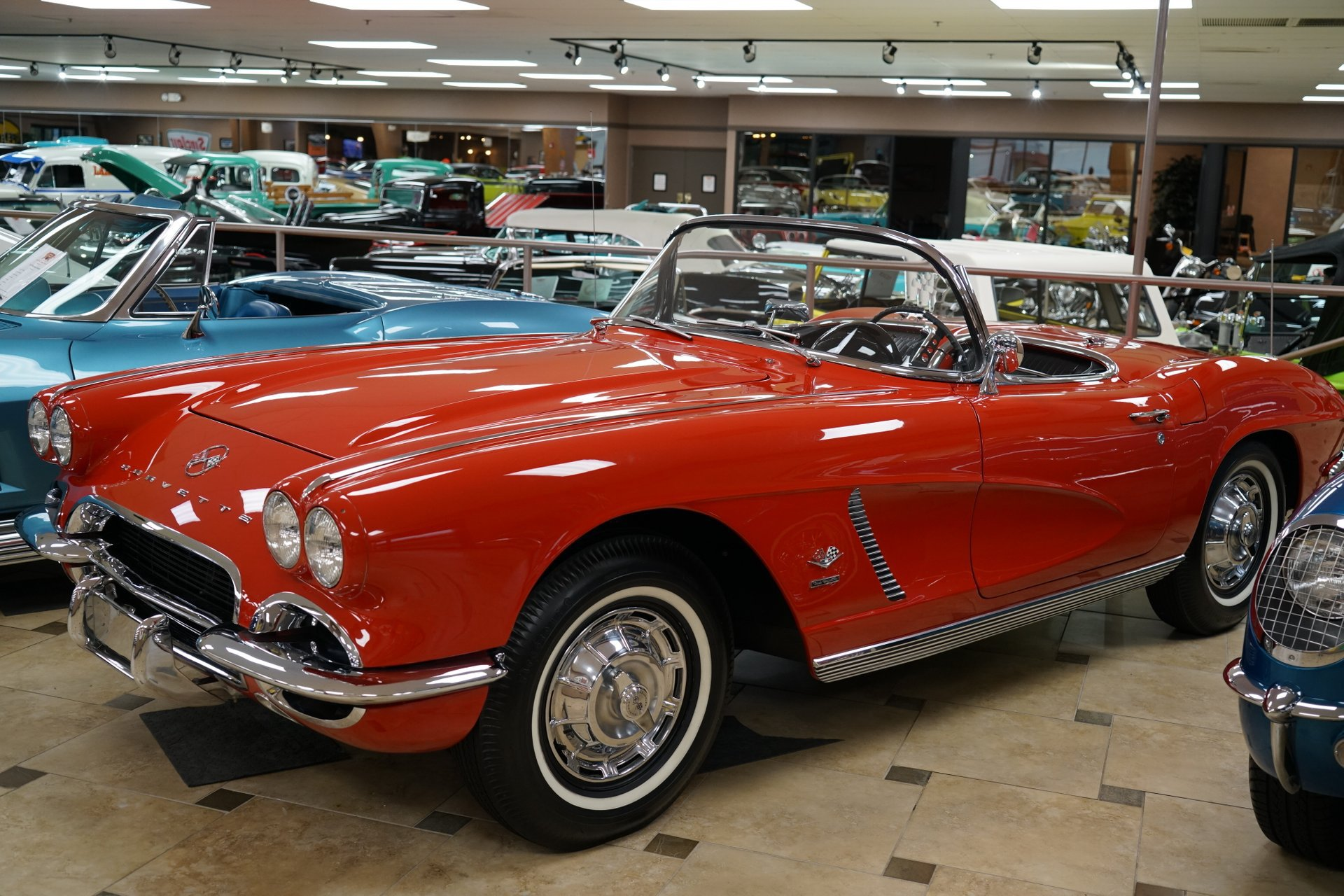 1962 Chevrolet Corvette Ideal Classic Cars Llc