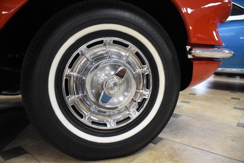 1962 chevrolet corvette fuelie
