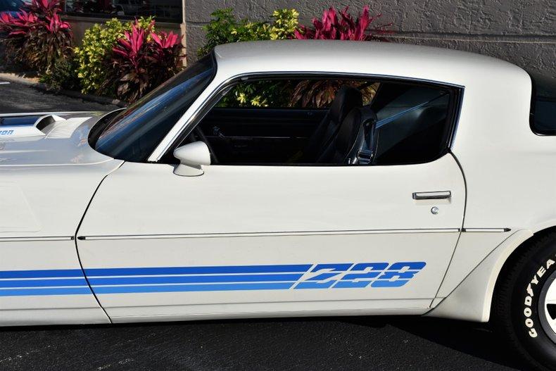 1981 chevrolet camaro z 28