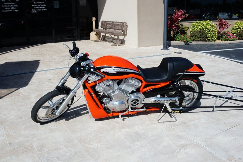 2006 harley davidson v rod destroyer