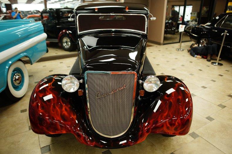 1936 international pick up
