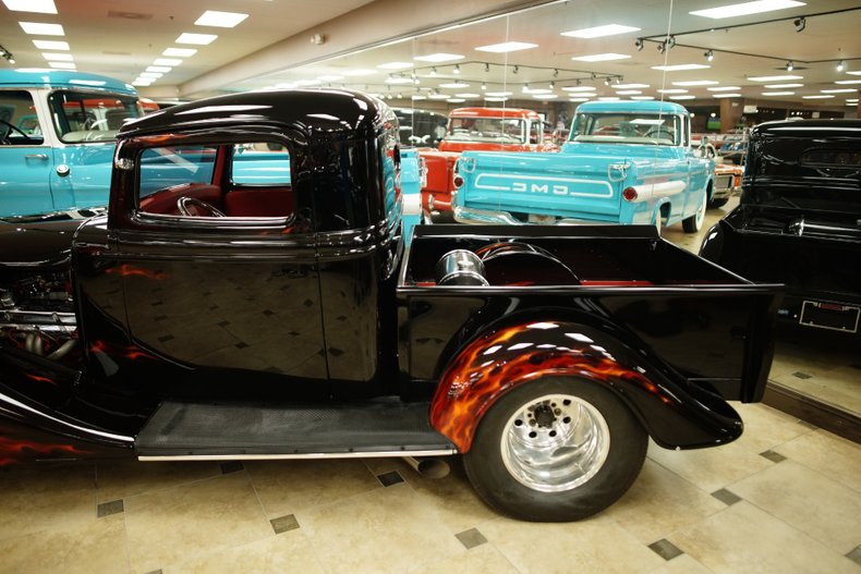 1936 international pick up