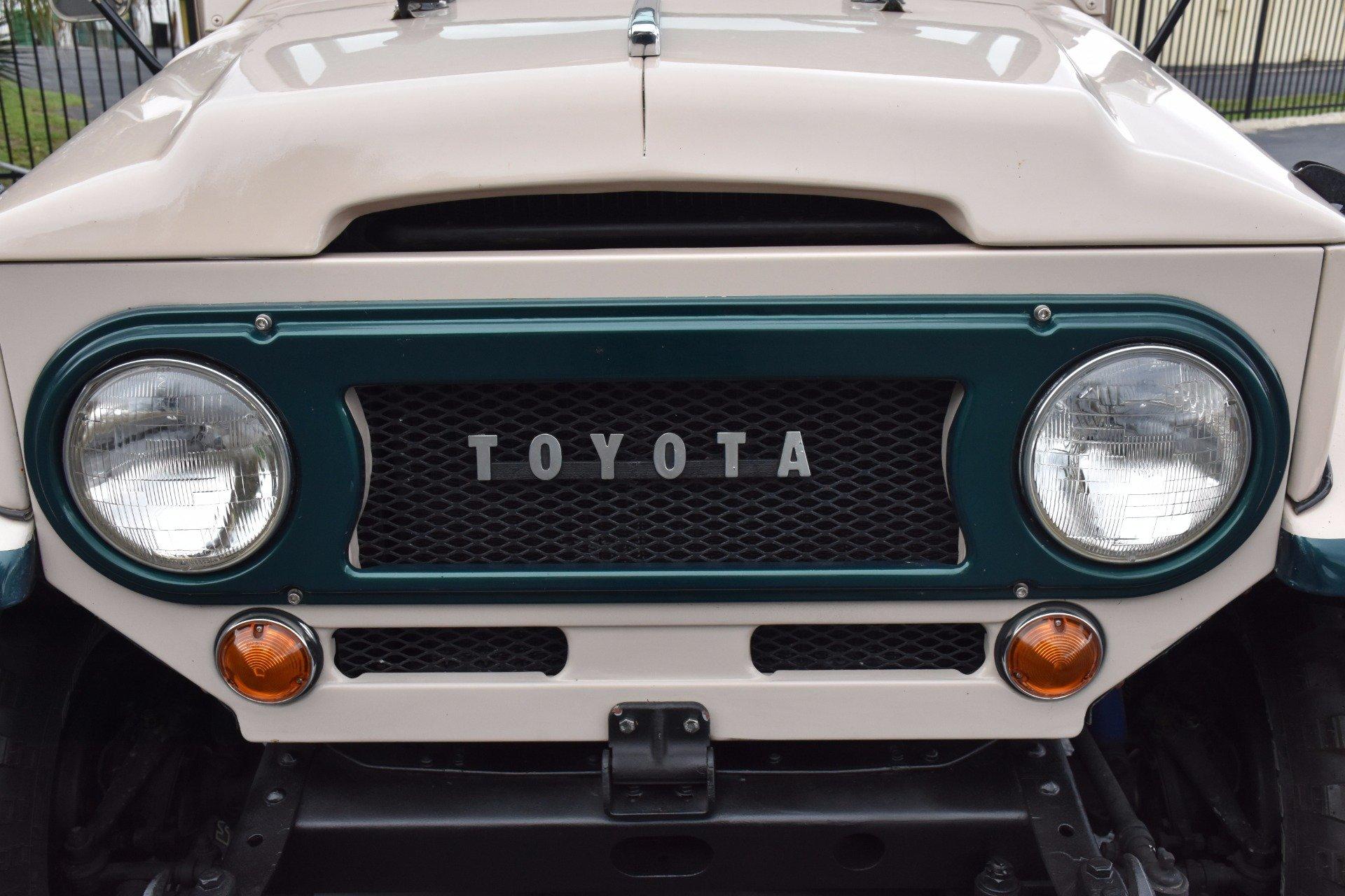 1967 Toyota FJ45 | Ideal Classic Cars LLC