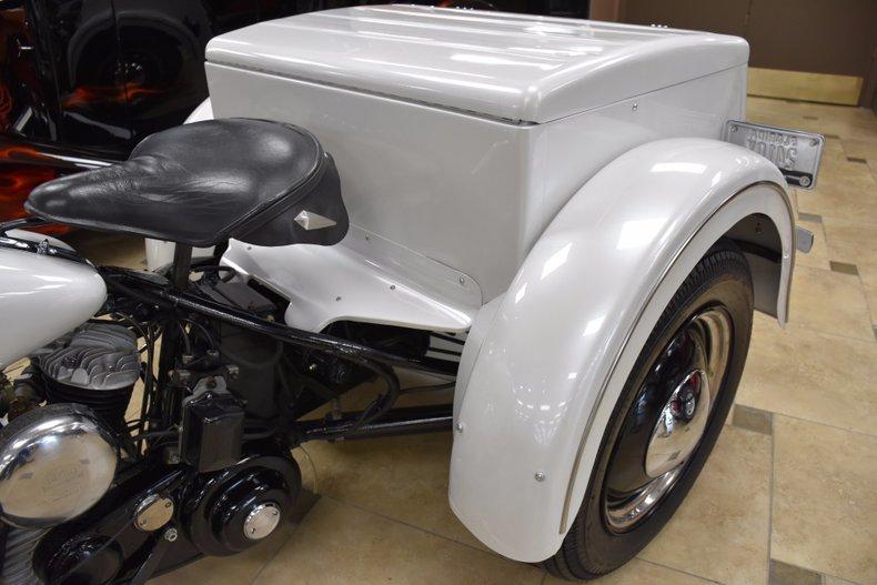 1952 harley davidson servi car
