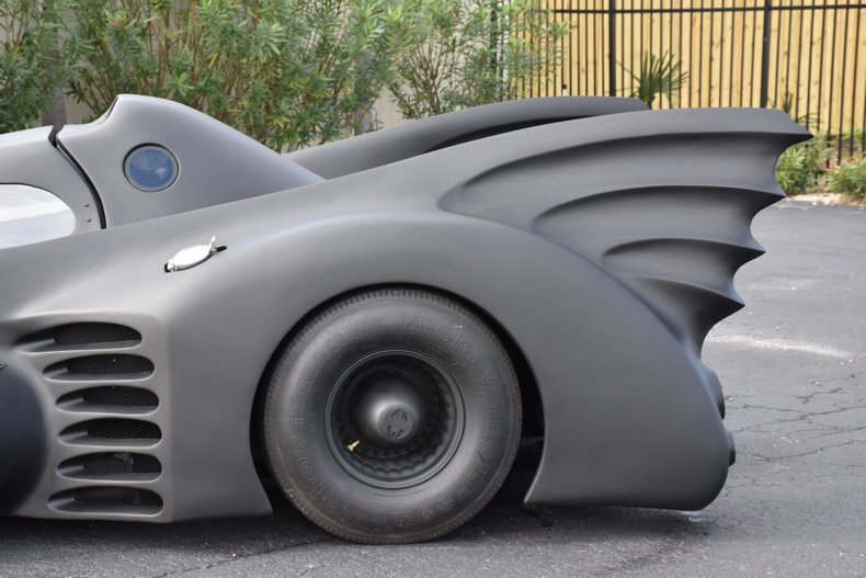 1989 z movie car batmobile