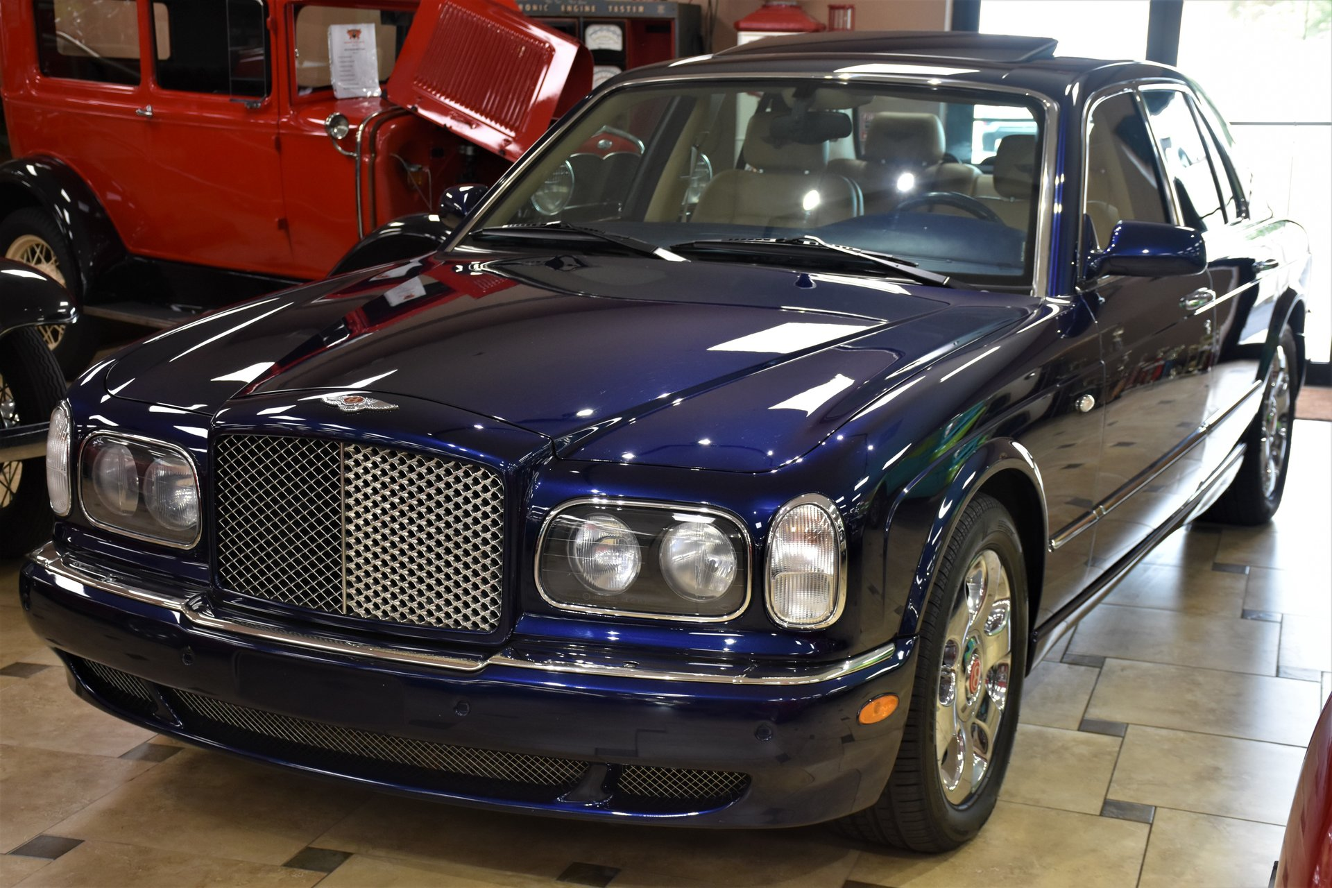 2003 bentley arnage r