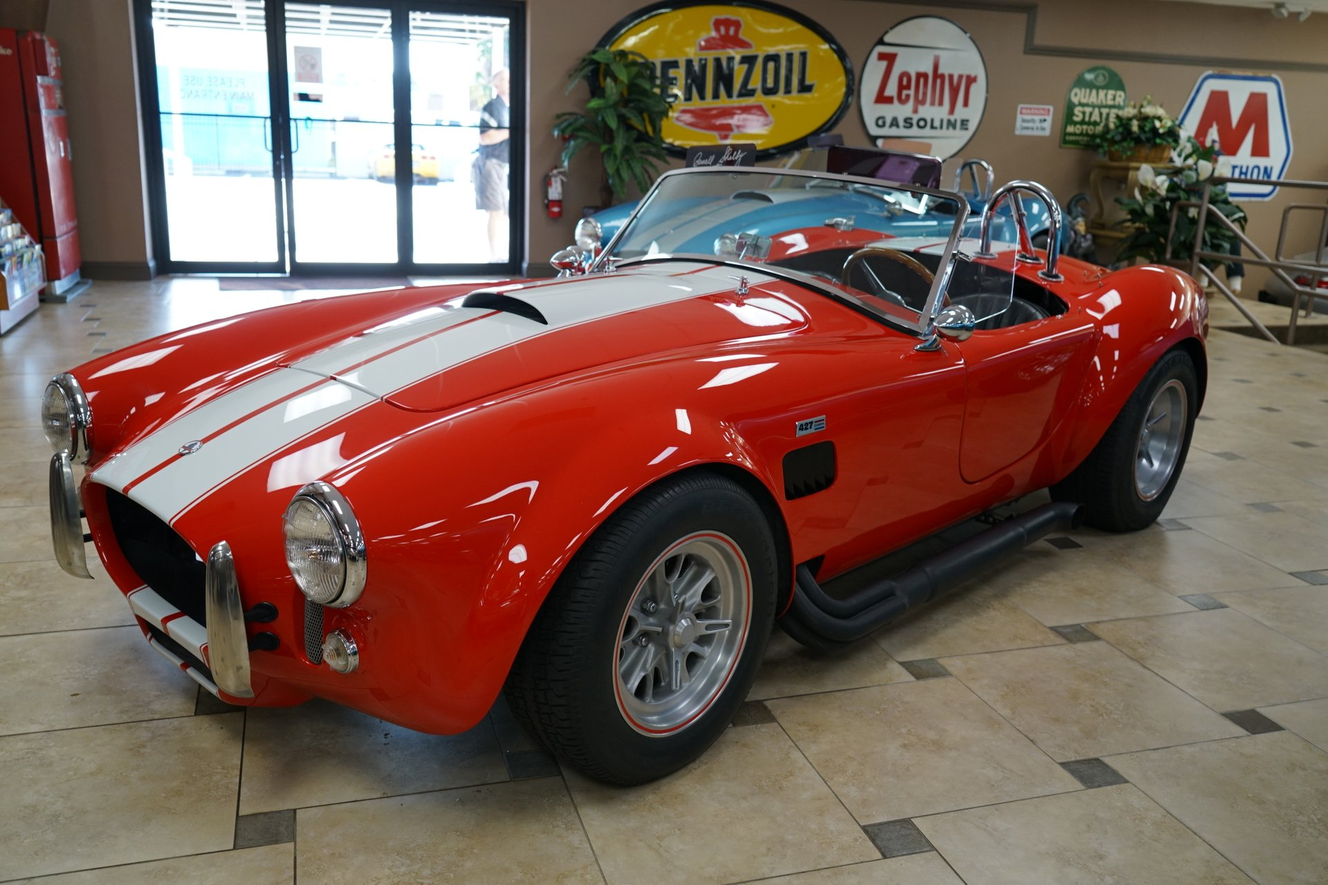 1966 Shelby Cobra Ideal Classic Cars Llc