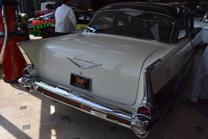 1957 chevrolet 150 black widow