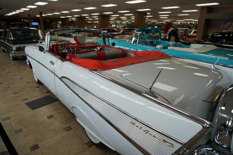 1957 Chevrolet Bel Air 10