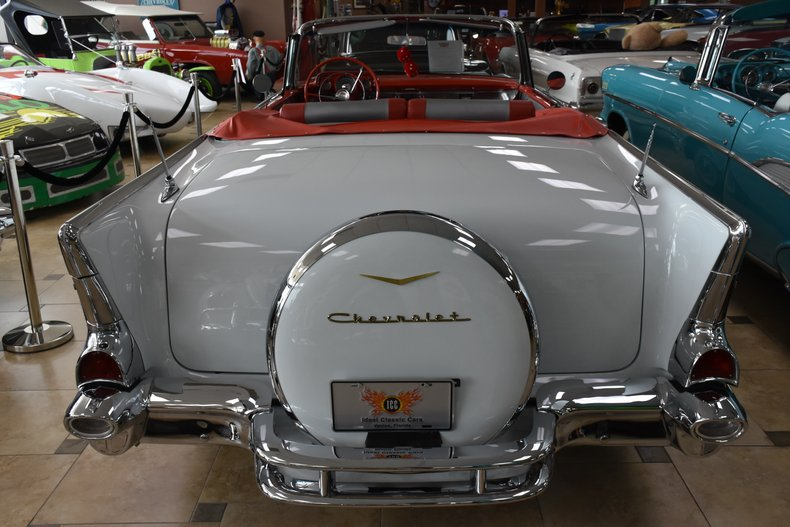 1957 Chevrolet Bel Air 5