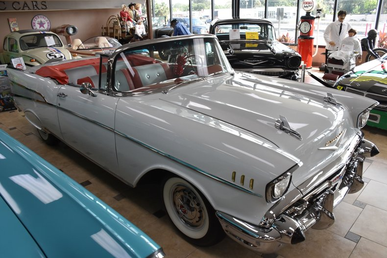 1957 Chevrolet Bel Air 8