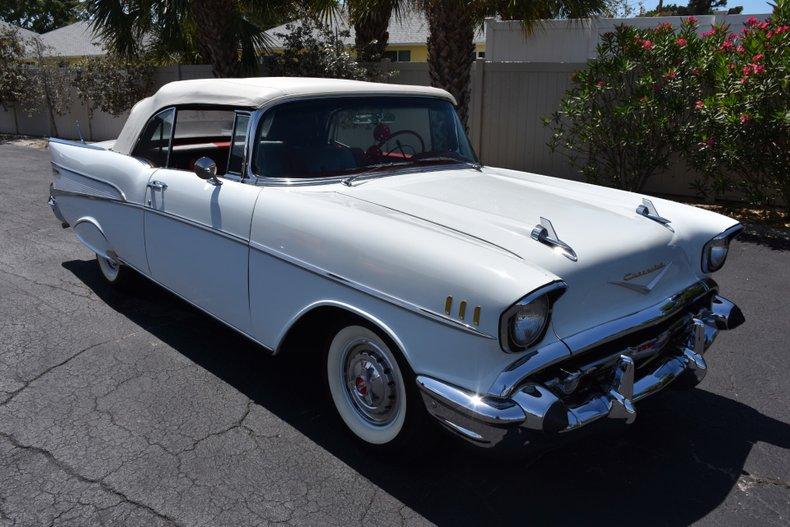1957 Chevrolet Bel Air 16
