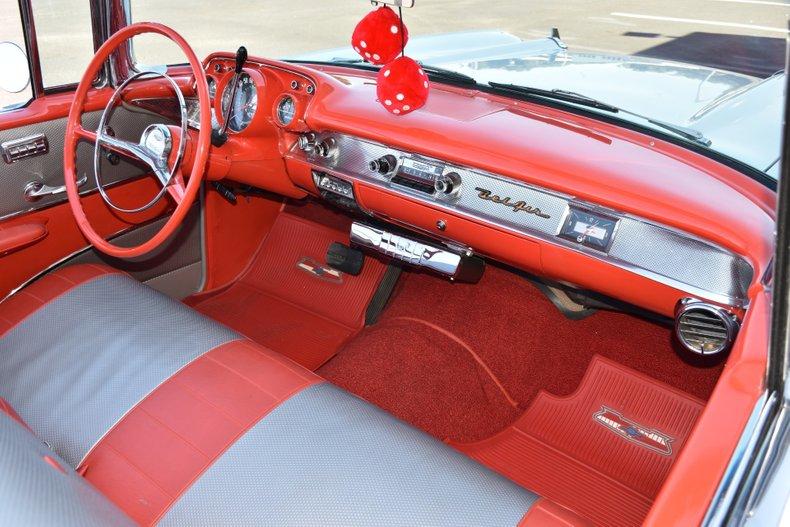 1957 Chevrolet Bel Air 17