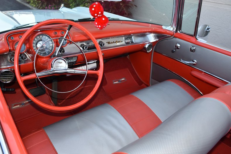 1957 Chevrolet Bel Air 19