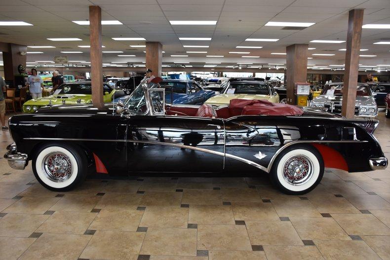 1954 buick skylark sport