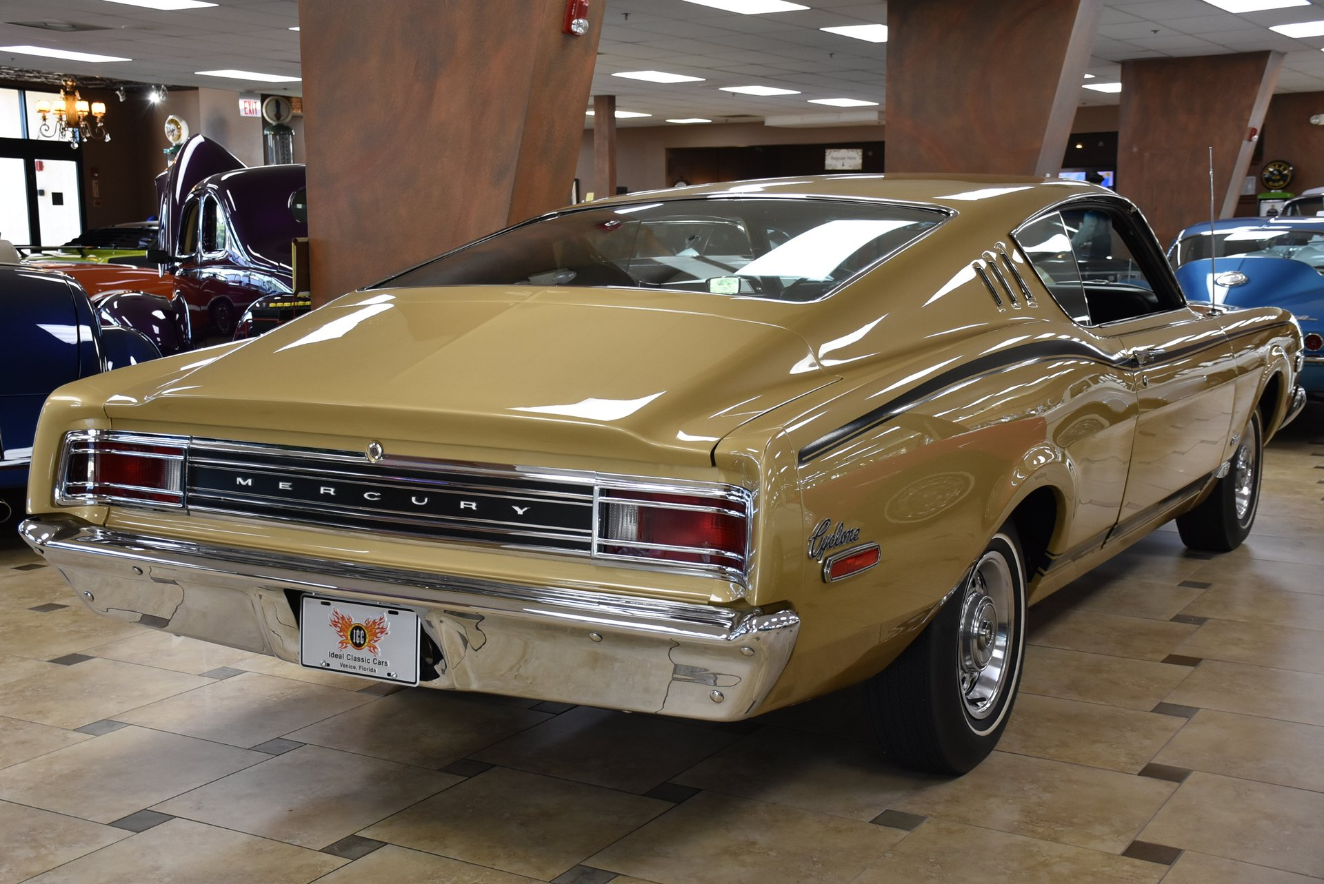 1968 Mercury Cyclone GT for sale #2927 | Motorious