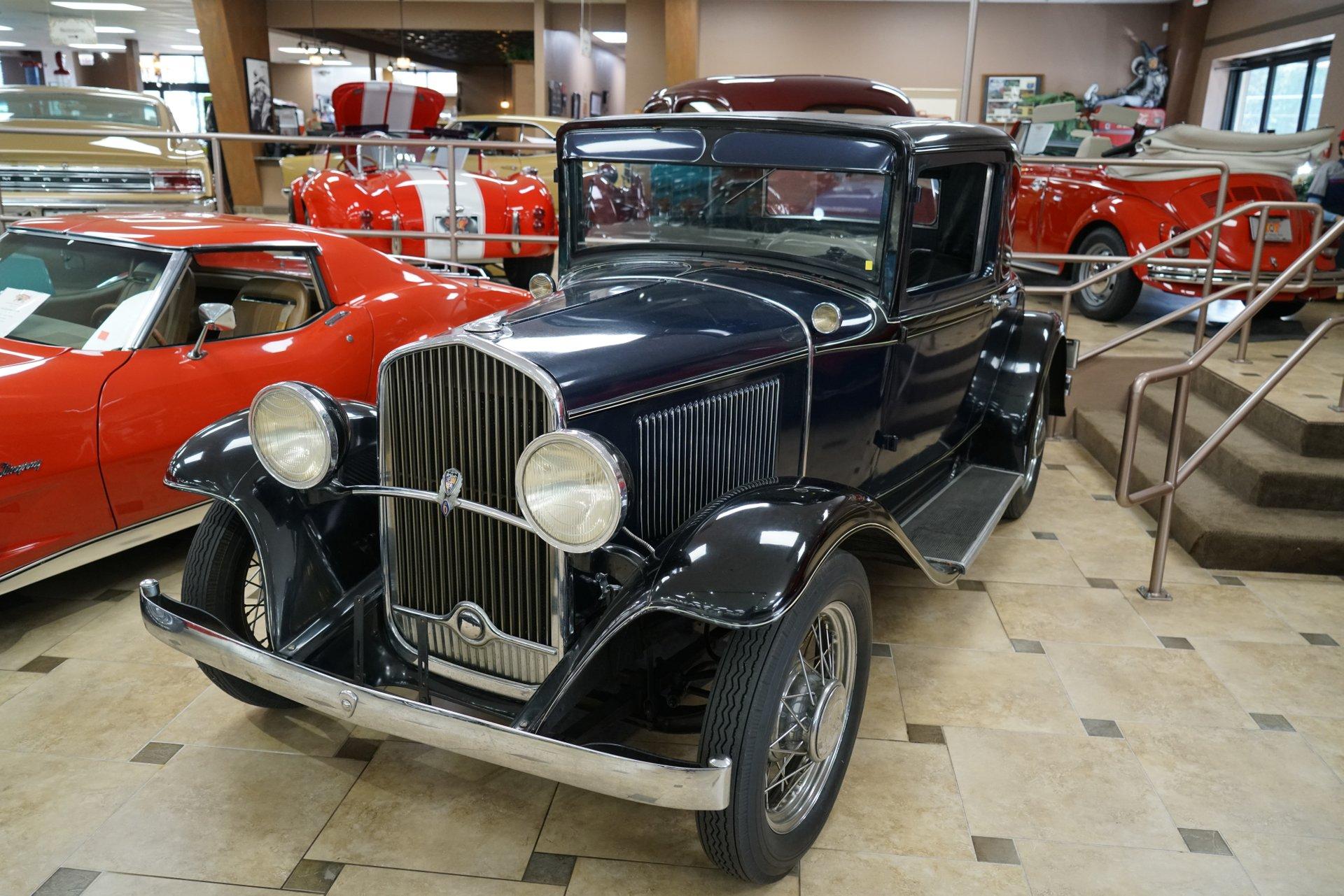 1931 desoto sa coupe