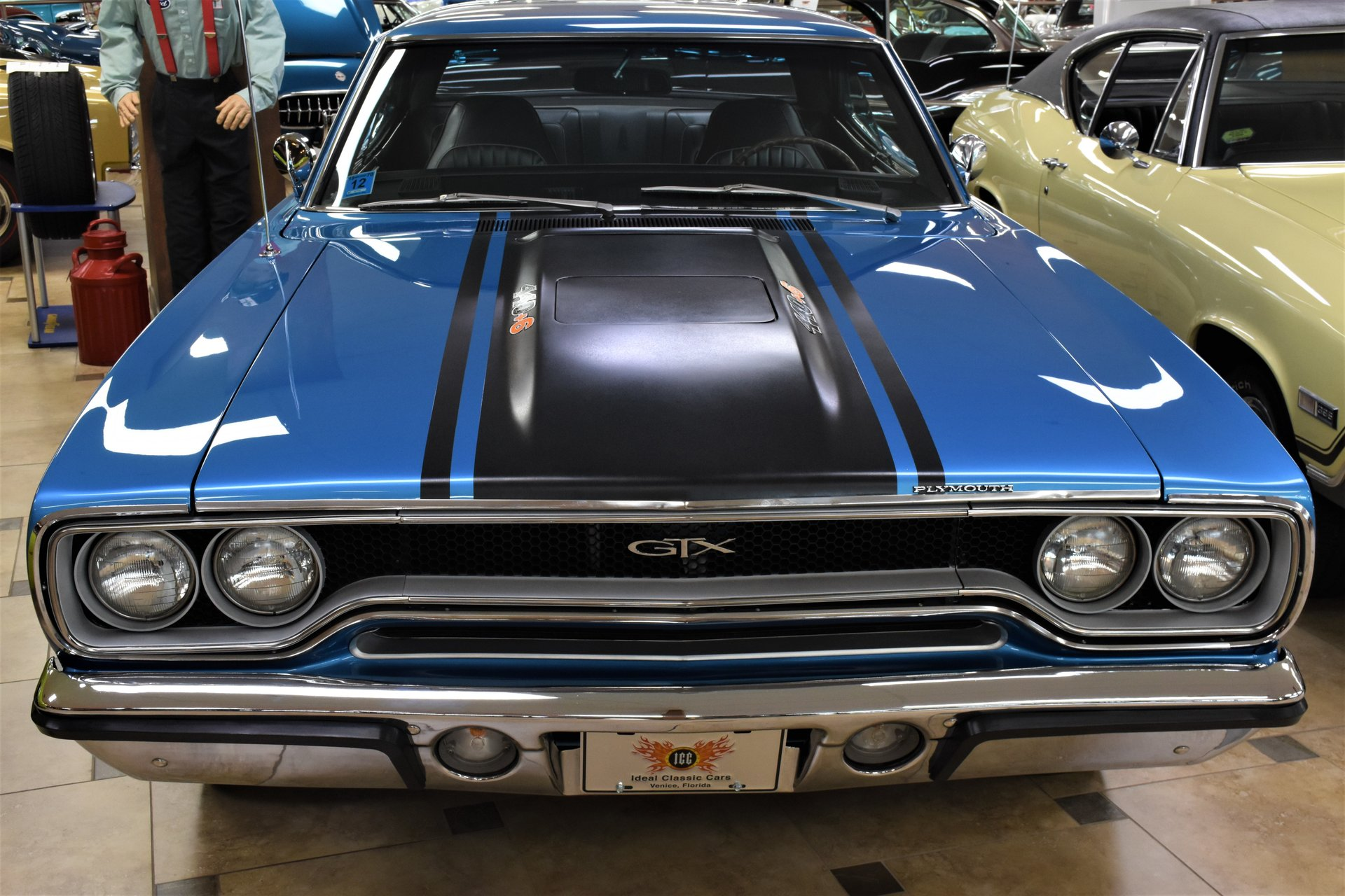 1970 Plymouth GTX | Ideal Classic Cars LLC