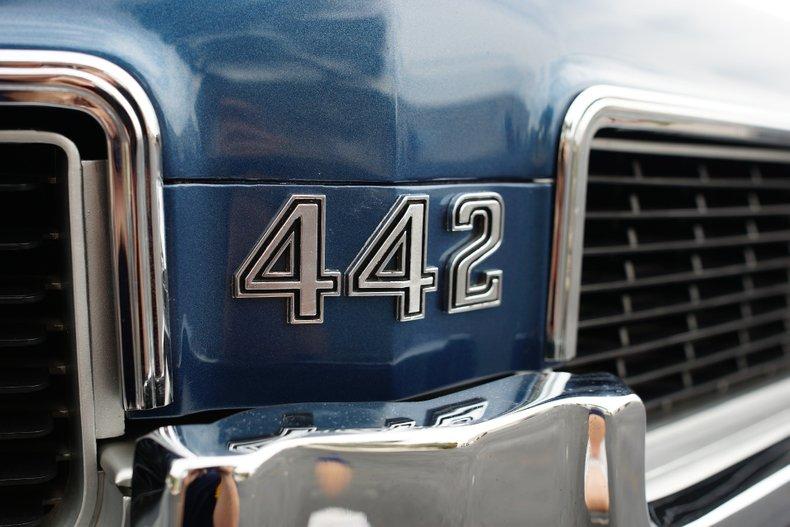 1969 oldsmobile 442 w 30