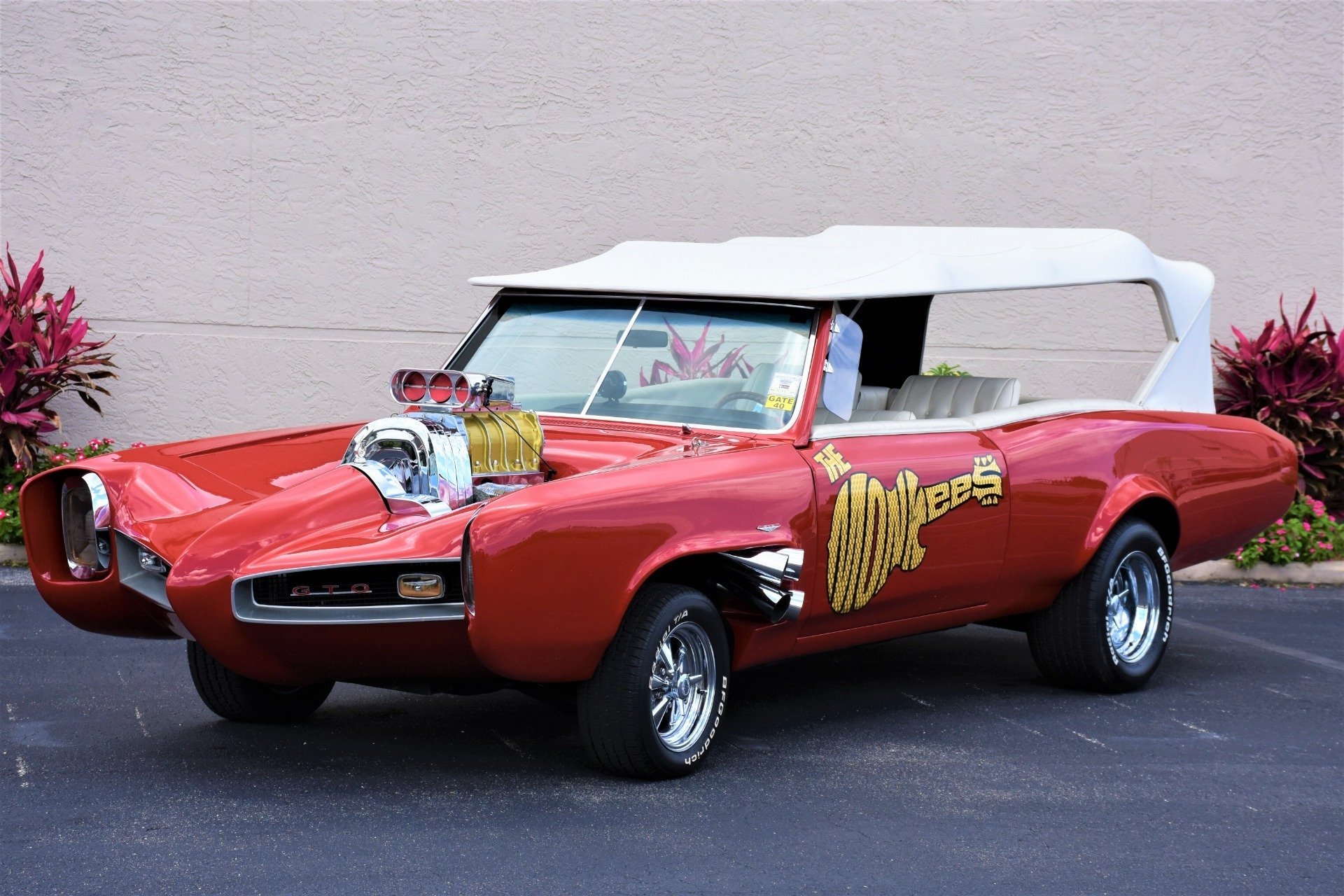1967 Z Movie Car Monkees Mobile Pontiac GTO | Ideal Classic Cars LLC