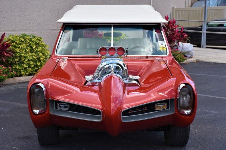 1967 pontiac gto monkees mobile
