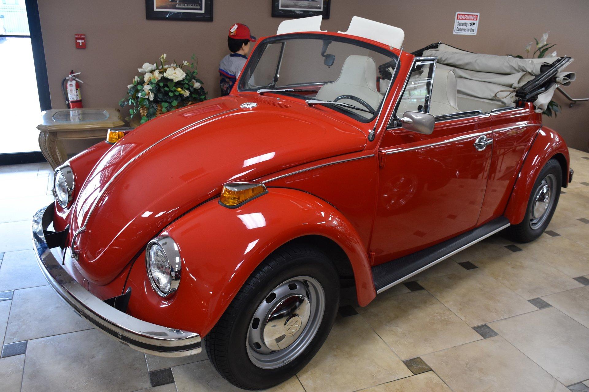 1970 Volkswagen Beetle Ideal Classic Cars Llc