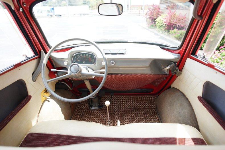 1959 bmw isetta 600