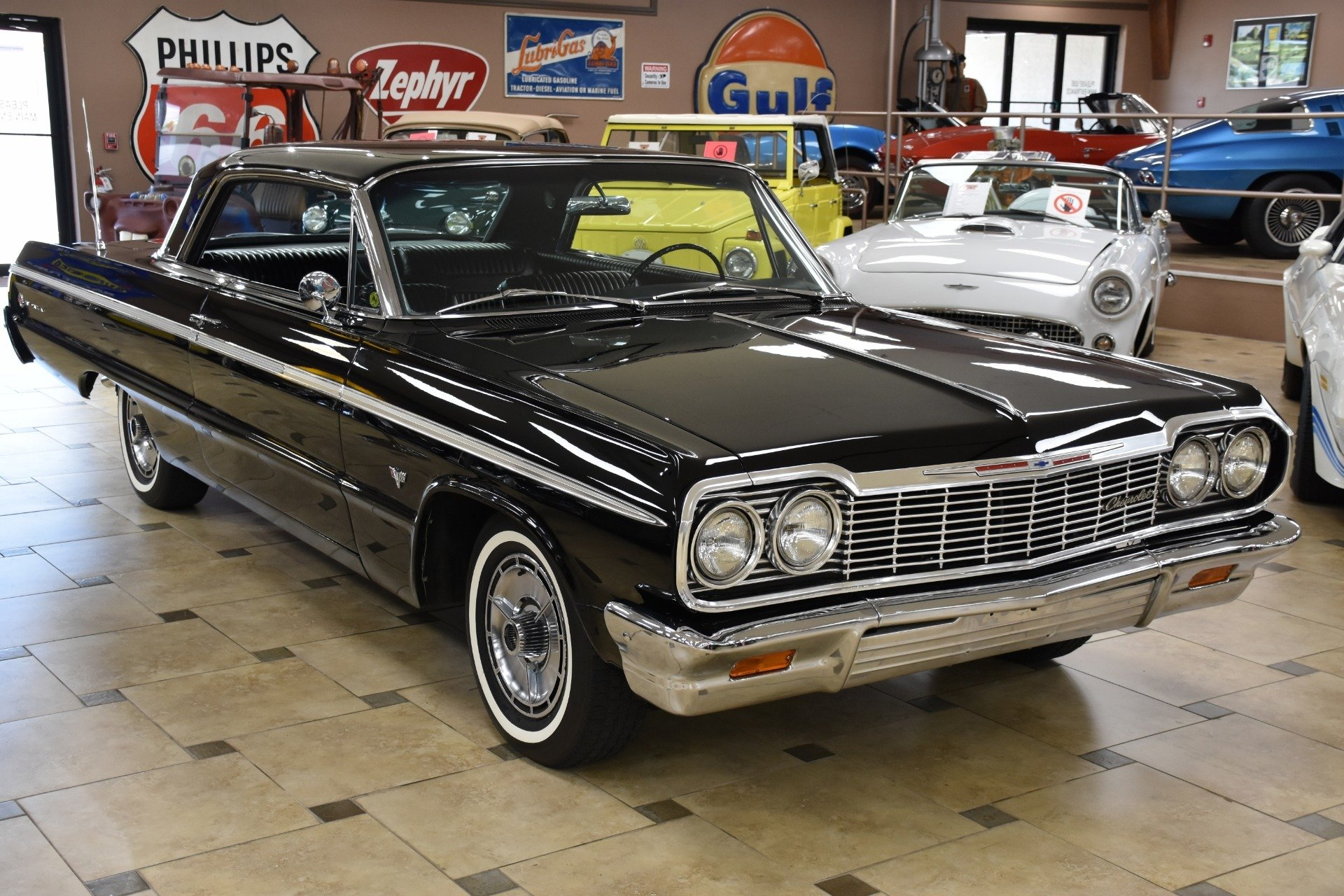 Kelebihan Chevrolet Impala 64 Tangguh