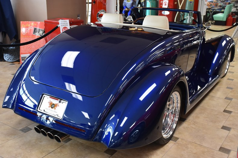 1937 ford wild rod roadster