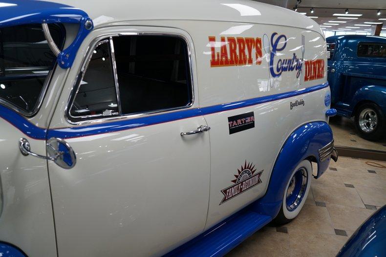 1953 gmc 100 panel truck