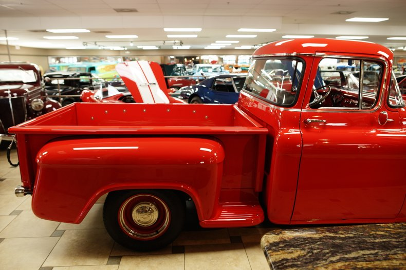 1956 chevrolet 3100 big window