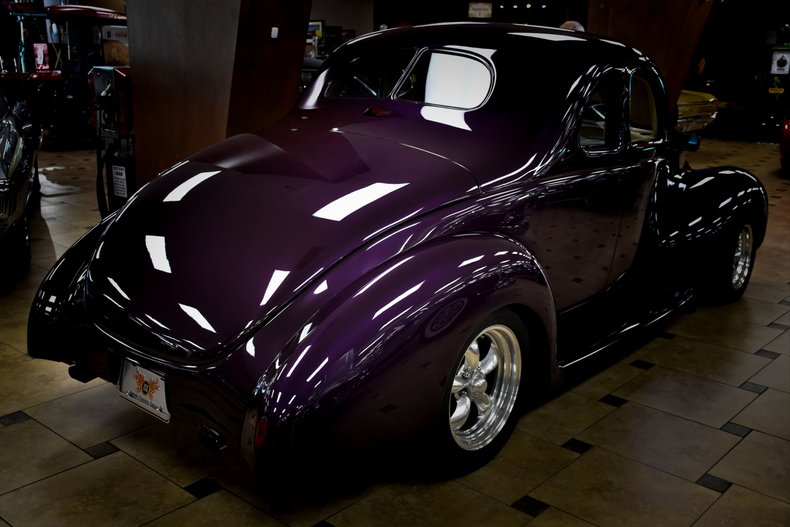 1940 ford coupe ram jet fuel injection