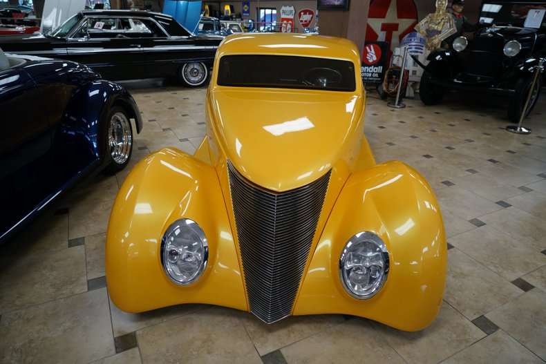1937 ford wild rod